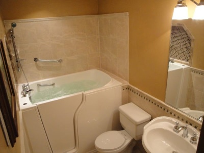 Independent Home Products, LLC installs hydrotherapy walk in tubs in Ann Arbor